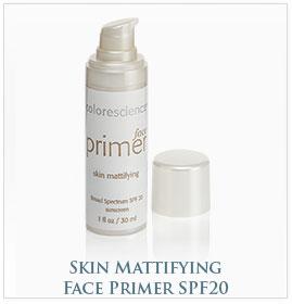 Skin Mattifying Face Primer SPF 20
